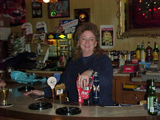 Zonyx Report Photo:  Teri Regano Across the Bar